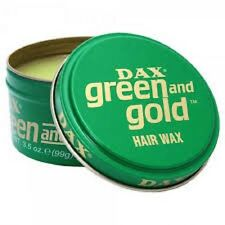 Dax Wax Green & Gold 99g