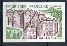 TIMBRE FRANCE NEUF N° 1793 ** NON DENTELE / MNH / SALERS