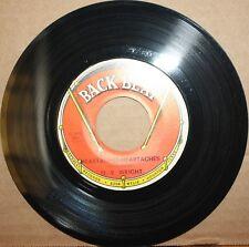 O.V. WRIGHT Heartaches TREASURED MOMENTS Soul Blues 45 on BACK BEAT 583