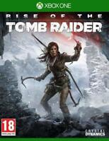 Xbox One Spiel  Rise of the Tomb Raider  NEUWARE