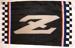 Datsun Nissan Z Logo Premium Flag 3' x 5' Automotive Banner USA Seller