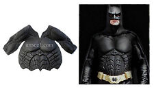 Your Batman Costume Suit Armor 4 Cowl/ Mask can use upgrade Begins Latex Top