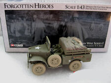 WC51, 3/4 Ton Weapons Carrier - by Corgi 1:43 scale #US51703