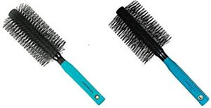 NYLON BALL TIPPED Round Hair Brush  962-XL or  964-XL by Spornette FREE SHIPPING
