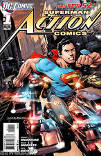 DC Comic Superman Aciton Comics New 52 Grant Morrison 1st Issue Mint New Collect