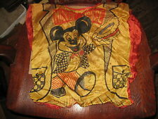 Vintage 1965 Mickey Mouse Halloween Child's Costume Suit