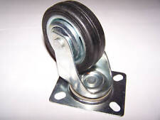 WHEEL ASSEMBLY  FOR CABINETS  ** SWIVEL STYLE ** CASTER