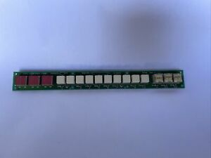 Grass Valley Group 066920-00A Control 10x1 Wideband Panel 13-Button Used
