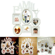 Family Photo Frame Wall Hanging Multi Picture Holder Display Home Decor USA☆
