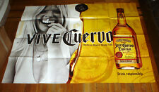 VINTAGE JOE CUERVO TEQUILA 5FT SUBWAY POSTER