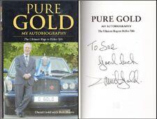 "Signed book: DAVID GOLD: ""PURE GOLD – My Autobiography"" [ex Birmingham FC]"
