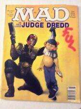 Mad Magazine Judge Dredd No.338 August 1995 062019nonrh