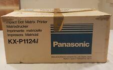 PANASONIC KX-P1124i | 24 Pin Multi-Mode Impact Dot Matrix Printer In Box WORKS!