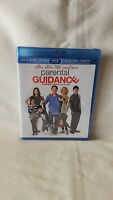 Parental Guidance (Blu-ray / DVD, 2013, 2-Disc Set ) **  NEW