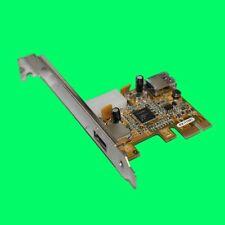 Exsys EX-11081  PCI-Express USB 3.0 Schnittstelle 1x intern / 1x extern Port