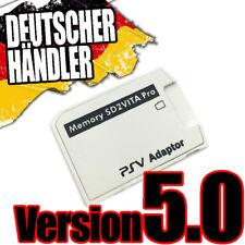 SD2VITA PRO 5.0 Speicherkarte Adapter PS VITA 3.60 HENKAKU MicroSD Memory Card