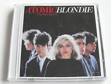 Atomic Blondie - The Very Best Of (CD Album) Used Good