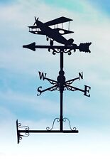 Wall mounted Weathervanes Floor standing Steel Aeroplan gift Weathervane Gifts