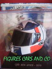 MOTO GP 1/5 CASQUE  BEN SPIES 2010 CASCOS HELMET