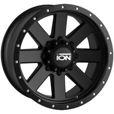 New Listing4 Ion 134 20x9 6x55 0mm Matte Black Wheels Rims 20 Inch Fits Ram