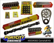 Crow Cam & Valve Train Kit for Holden V8 VN VP VR VS 5.0L 304 355 4503/K502