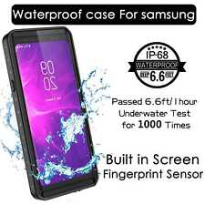Waterproof Shockproof Case For Samsung Galaxy S8 S9 S10 Note 9 10 S20 Ultra Plus