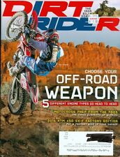2014 Dirt Rider Magazine: Choose Your Off-Road Weapon/5 Different Engine Types