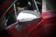 ABS Chrome Side Door Mirror Cover Trim 2pcs For Chevrolet Cruze 2017 2018