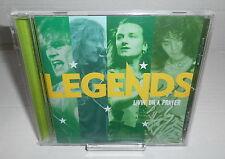 Time Life Various Artists 80s Legends of Rock Bon Jovi U2 Dire Straits Sting CD