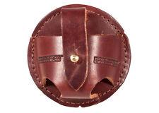 Predator pellet rifle tin holder leather up to 2.5 in holder belt air gun 6004