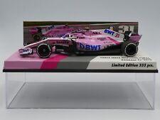 Minichamps 1:43 Esteban Ocon Force India VJM11 Bahrain GP F1 2018 only 333 pcs!