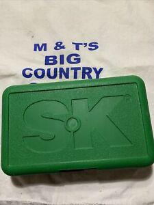 "SK Tools USA 3/8"" Drive 10 Piece Metric Swivel Impact Socket Set 33351"