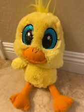 Yellow Duck Stuff Animal