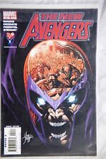 The New Avengers Marvel Comic Issue #20