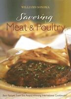 Williams-Sonoma Savoring Meat & Poultry (2006)