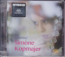 """Simone Kopmajer - The Collection"" Audiophile Hybrid Stereo SACD Germany CD New"