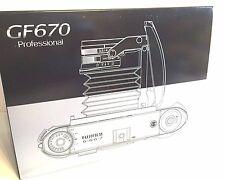 New FUJIFILM FUJI GF670 Professional Silver EX N Rangefinder Camera - JAPAN