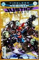JUSTICE LEAGUE #17 (2017 Rebirth DC Comics) ~ VF/NM Comic Book