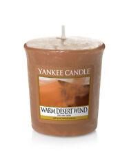 Yankee Candle Duftkerze Votivkerze Sampler 49g  Warm Desert Wind