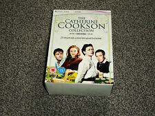 THE CATHERINE COOKSON COLLECTION : 24 DISC DVD BOXSET - IN VGC (FREE UK P&P)