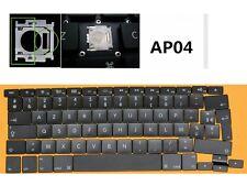 """79Pcs Macbook Pro 13"""" A1278 15"""" A1286 A1297 FR Keyboard key Keycap Keys AP04"""