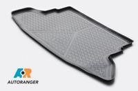 Premium passgenaue 3D-Kofferraummatten RIVAL® mit hohen Kanten für SUBARU XV