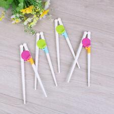 Brand new children kids training helper learning easy use beginner chopsticks IO