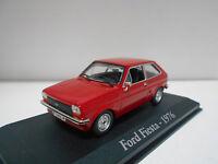 FORD FIESTA  MKI  1976-83  RBA IXO  1 /43