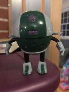 PJ MASKS ROMEO'S ROBOT Disney Action Figure Villain Poseable Just Play RARE 3in