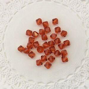 Swarovski® Crystal 5mm Bicone - Colors - #5328/5301 - 12 PC. PK.  Choose Color
