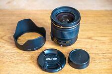 Nikon Nikkor 28mm F/1.8G Lens