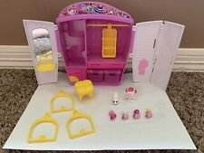 SHOPKINS Style Me Wardrobe Play Set With Exclusive Shopkins, Never Played With