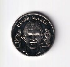 New listing CRICKET: GEOFF MARSH - CLASHES OF THE ASHES COMMEMORATIVE MEDAL COLLECTION