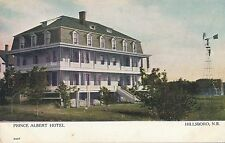 HILLSBOROUGH NB – Prince Albert Hotel - Hillsboro